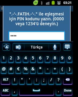 Android, Bluetooth, Android Bluetooth, Android Bluetooth Ayarları,