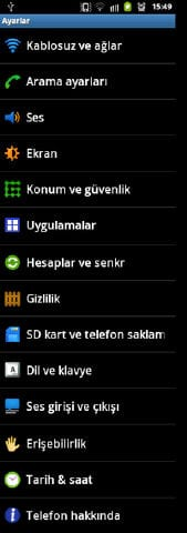 Android, Android Ekran Kilidi, Ekran Kilidi Ayarları, Android Kilit Ekranı Ayarları,