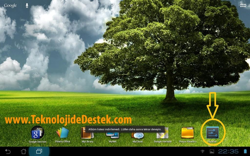 Android ICS Tablet IP ve DNS Ayarlari 00