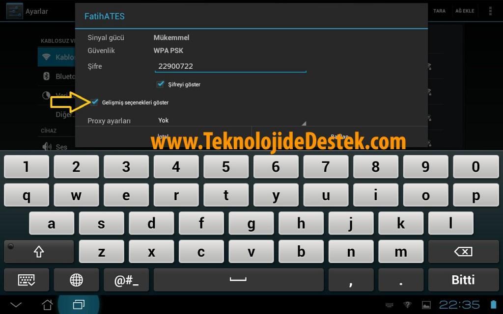 Android ICS Tablet IP ve DNS Ayarlari 04