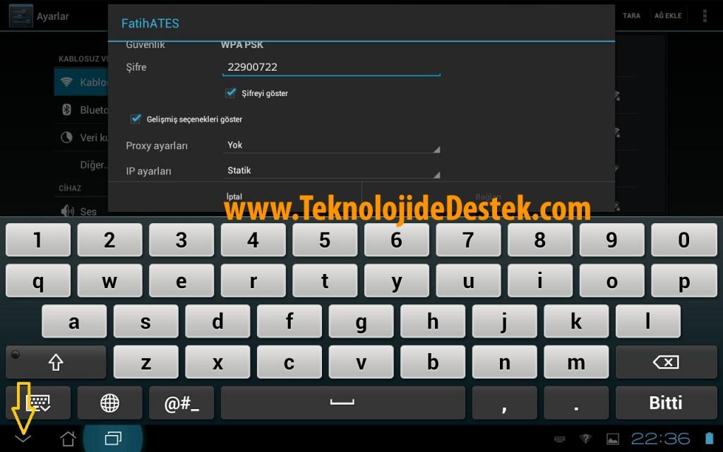 Android ICS Tablet IP ve DNS Ayarlari 07