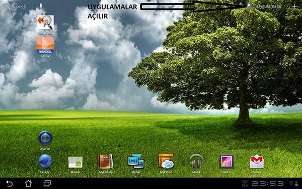 Andorid Tablet DNS Ayarları, Android Tablet IP Ayarları,