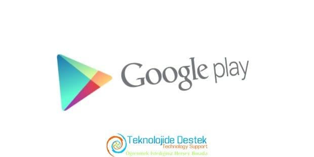 Google Play Indirme Sorunu Çözümü, Google Play Uygulam İndirme Sorunu,