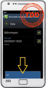 Android Arama Engelleme Ayarları, Arama Engelleme, Android Numara Engelleme, Android Kişi Engelleme, Arama Engelleme Uygulaması, Android Black List,