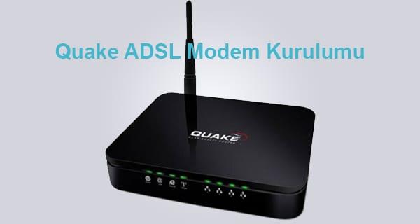 Quake modem ip adresi,Quake modem arayüz şifresi,Quake modem kablosuz ayarları,ttnet modem şifre değiştirme,