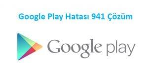 google-play-hatasi-941-cozum