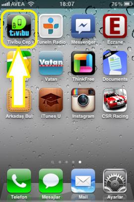 iPhone Tivibu Cep, Tivibu Cep, iPhone Tivibu Cep Nedir, iPhone Tivibu Cep Nasıl Kullanılır,