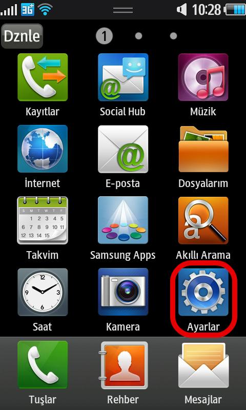 Bada HotSpot Açma, Wave Hotspot Nasıl Açılır, Samsung Wave Modem Olarak Kullanmak, Bada Taşınabilir Wi-Fi Alanı, Wave Modem Olarak Kullanmak,
