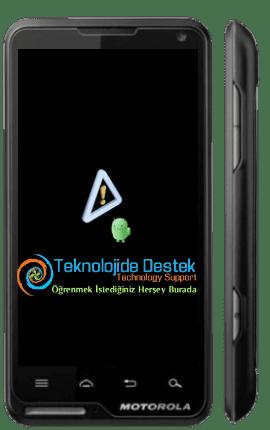 Motorola Motoluxe Hard Reset 10