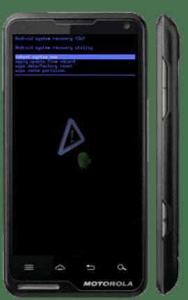 Motorola Motoluxe Hard Reset 12