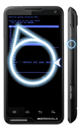 Motorola Motoluxe Hard Reset 15