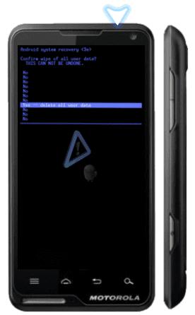 Motorola Motoluxe Hard Reset 16