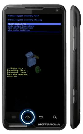 Motorola Motoluxe Hard Reset 18