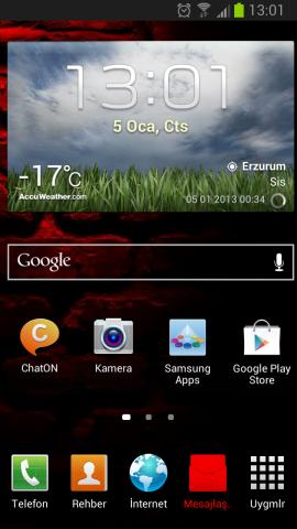 Galaxy S3 Android 4.1.2 Turkce Klavye Sorunu Cozum (0)