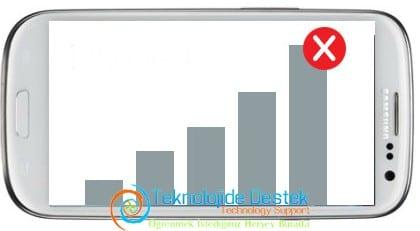 Samsung Galaxy S3 Sebeke Problemi