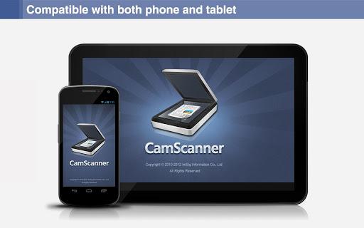 Android için Dosya Tarama Uygulaması - CamScanner (4)