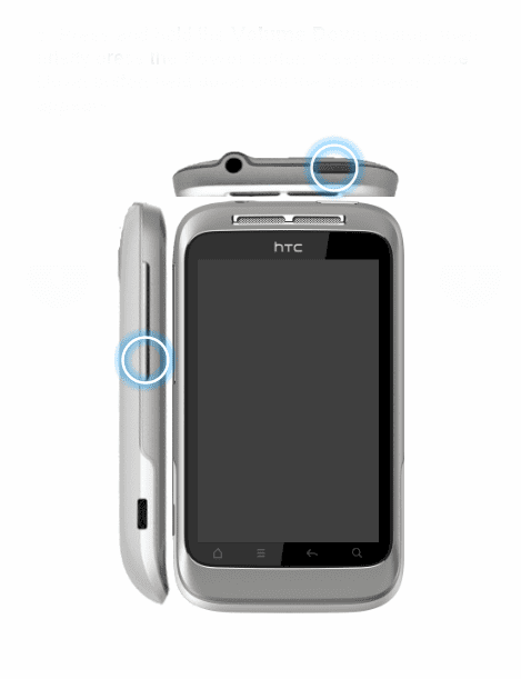 HTC Wildfire S Hard Reset 03