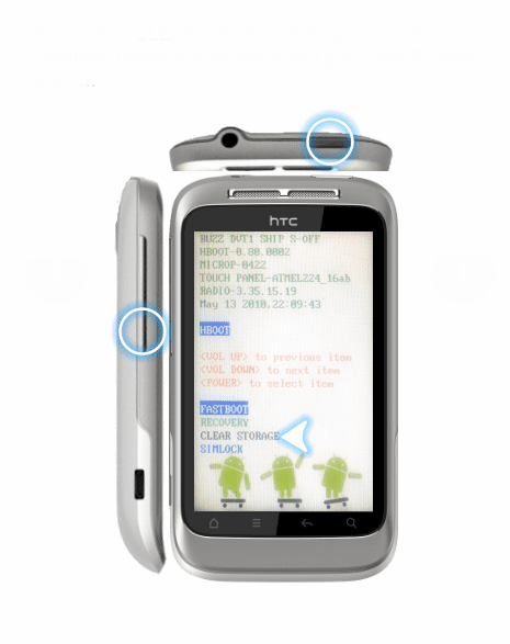 HTC Wildfire S Hard Reset 04