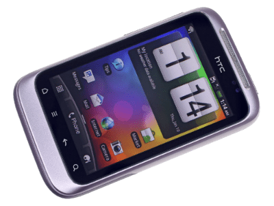 HTC Wildfire S Hard Reset