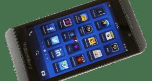 Blackberry Z10 ozellikleri