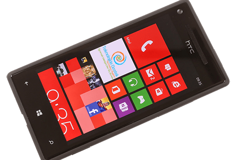 HTC Windows Phone 8X Hard Reset
