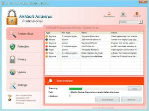 AVAsoft Professional Antivirüs Nasıl Kaldırılır