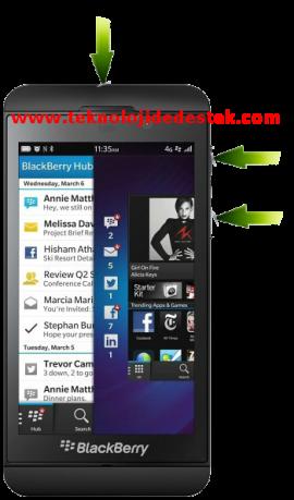 Blackberry Z10 Hard Reset 00
