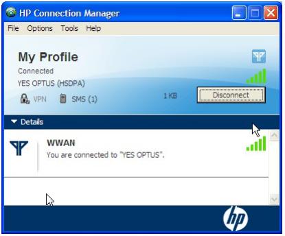 HP Connection Manager APN Internet Ayarlari (10)