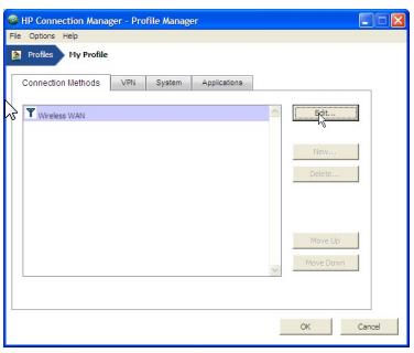 HP Connection Manager APN Internet Ayarlari (4)
