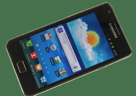 Samsung Galaxy S II 4