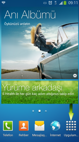 Samsung i9500 Galaxy S4 Internet Ayarlari Turkcell Vodafone Avea (1)
