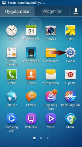 Samsung i9500 Galaxy S4 Internet Ayarlari Turkcell Vodafone Avea (2)
