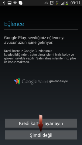 Samsung i9500 Galaxy S4 Mail Ekleme (10)