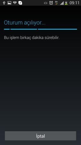 Samsung i9500 Galaxy S4 Mail Ekleme (9)
