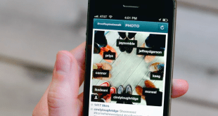 Instagram photos of you özelliği