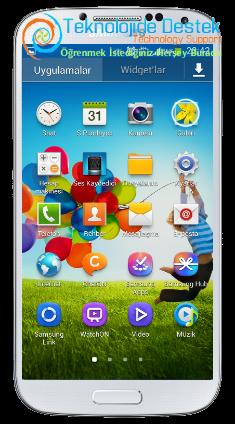 Android Telefonlarada Galeri Senkronizasyonu (2)