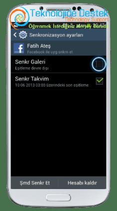 Android Telefonlarada Galeri Senkronizasyonu (7)