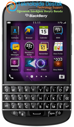 BlackBerry Q10 Hard Reset (1)