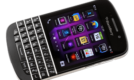 BlackBerry Q10 Hard Reset