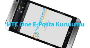 HTC One POP3 E-Posta Hesabi Eklemek (0)