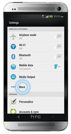 HTC One Tasinabilir Wi-Fi HotSpot Ayarlari (3)