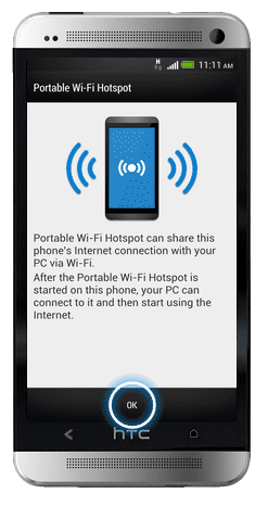 HTC One Tasinabilir Wi-Fi HotSpot Ayarlari (6)