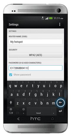 HTC One Tasinabilir Wi-Fi HotSpot Ayarlari (9)