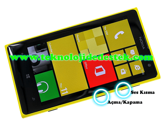 Nokia Lumia 1020 Hard Reset 02