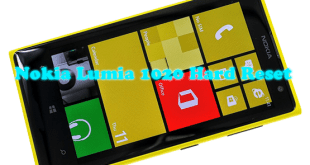 Nokia Lumia 1020 Hard Reset