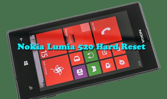 Nokia Lumia 520 Hard Reset 03