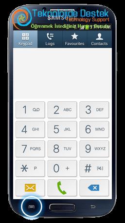 Samsung i9500 Galaxy S4 Android Cağri Yonlendirme (2)