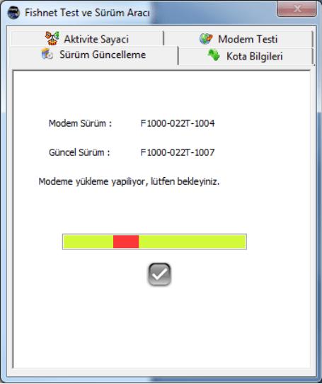 Fishnet Modem Domain Kilidi Versiyon Guncelleme 08