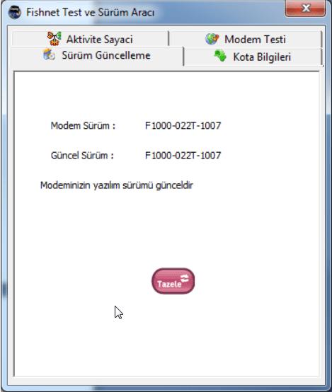 Fishnet Modem Domain Kilidi Versiyon Guncelleme 11
