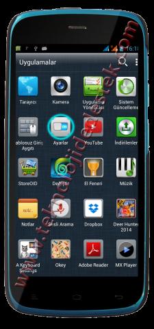 General Mobile Discovery USB Hata Ayiklama (2)